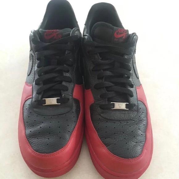 Nike Air Force 1 Fusion Jordan 12 Low Top